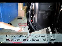 rustproofing fogger system you