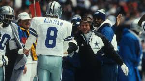 Jimmy Johnson elected to the Hall of Fame: Aikman, Irvin, and ...