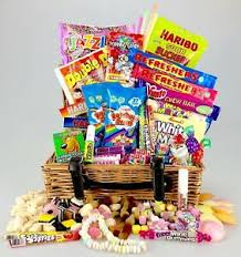 deluxe wicker retro sweet her gift