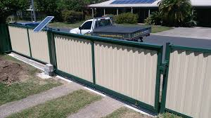 Solar Sliding Electric Gate Opener Solar Powered Electric Gates
