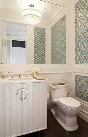 mirror small bathroom fascinating sink