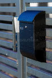 Home Mailbox On Fence Stylish Home Regarding A House Stock Image Of 53181099 9 Mailbox On Fence Innovative Home Pertaining To With A Gate And 1 Mailbox On Fence Wonderful Home Within