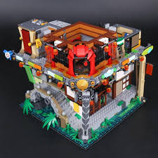 06066 4953pcs Ninjago City Masters of Spinjitzu Building Blocks Toys Bricks# Ninjago#City#pcs | Building blocks toys, Building blocks, Block toys