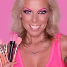 pinksu art and make up female makeup