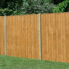 Forest 5ft Timber Dip Treated Brown Featheredge Wooden Fence Panel For Sale Online Ebay