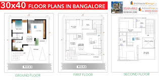 30x40 house plans in bangalore for g 1