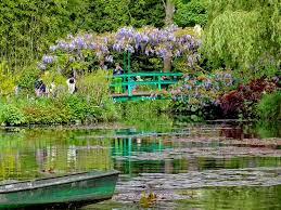 monet s garden the water lily pond