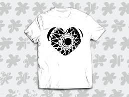 Bbs Rm Heart T Shirt Sick Decal