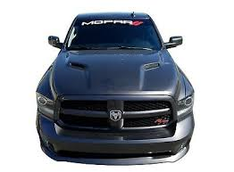 22 Mopar Dodge Ram Hemi Tribal Windshield Decal Vinyl Decal Car Window Sticker