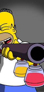 homer simpson 6000 6000 wallpapers
