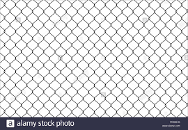 Chain Link Fence Seamless Pattern Background Stock Vector Image Art Alamy