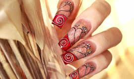 nail salon 22043 aislinn nails spa