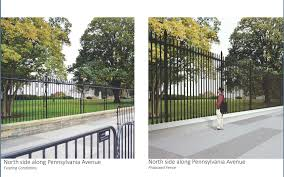 White House Getting A Bigger Stronger Fence Wtop