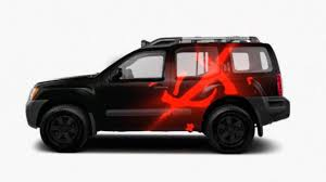 Playing Around With Ideas For Large Body Decals And Thought This Looked Sick Xterra