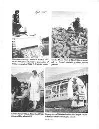 Gordon Myron White& Hilda Clark White ordon ... - Thayne, Wyoming
