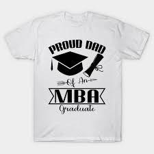 proud dad of an mba graduate graduation