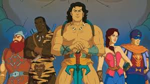 The 90s Animated Series CONAN: THE ADVENTURER Fueled Kids with ...
