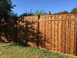 Wood Fence Options Fort Worth Tx Lifetime Fence Wood Fence Styles