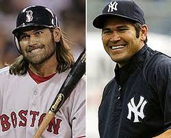 Tigers' Johnny Damon plans to ditch clean-cut image and grow back beard -  mlive.com