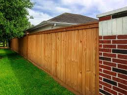 Why You Should Stain Your Wood Fence Texas Fence
