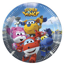 Decoracion Para Cumpleanos De Super Wings Aviones Ideas