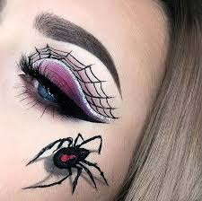 21 stunning halloween eye makeup looks