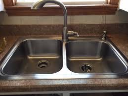 moen snless steel sink w pull down
