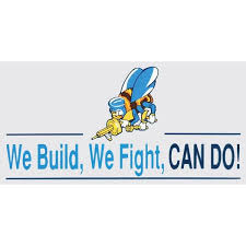 Mitchell Proffitt Seabees We Build We Fight Window Decal Gear Up Surplus