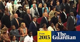 Hundreds honour Charleston church shooting victim Myra Thompson ...