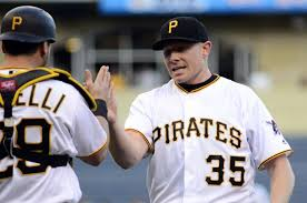 Washington Nationals acquire closer Mark Melancon from Pittsburgh ...