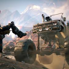 rage 2 review a big dumb shooter that
