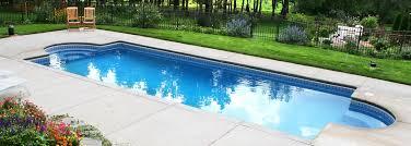 fiberglass pools inground pools