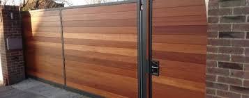 wooden gates we build our hardwood