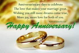 best happy anniversary wishes for friends anniversary