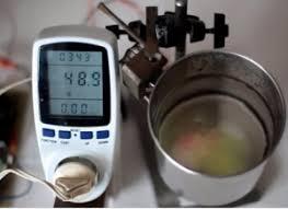 homemade ultrasonic cleaner