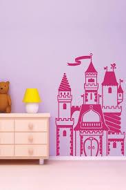 Kids Wall Decals Princess Castle Walltat Com Art Without Boundaries