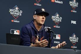Tigers hire AJ Hinch as new manager ...