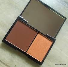 sleek makeup contour kit in dark review