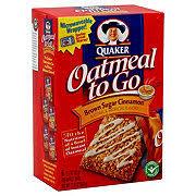 brown sugar cinnamon breakfast bars