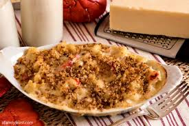 Lobster Mac and Cheese - A Family Feast®
