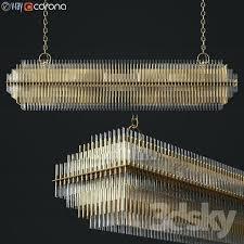 restoration hardware ceiling light