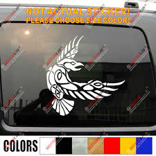 Viking Wolf Decal Sticker Runic Circle Norse Car Vinyl Pick Size Color No Bkgrd Car Stickers Aliexpress