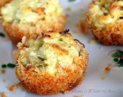 Parmesan-Crusted Crab Cake Bites and A ...