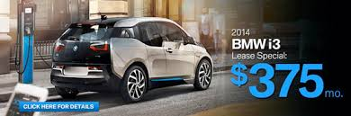 bmw i3 for 375 a month at pport bmw