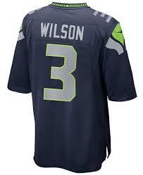 Nike Kids Russell Wilson Seattle Seahawks Game Jersey Big Boys 8 20 Reviews Sports Fan Shop By Lids Men Macy S