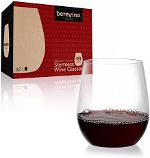 wine glasses 20 ounce clear plastic