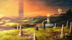 Sword Art Online Challenge:¿Son buenos los escenarios y terrenos ...