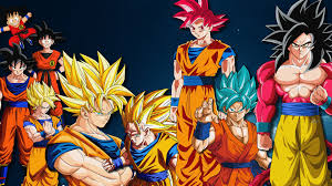 anime dragon ball son goku
