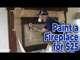 paint a fireplace for 25 diy amazing