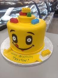 Lego Theme Birthday Cake Goodies Bakery Winnipeg